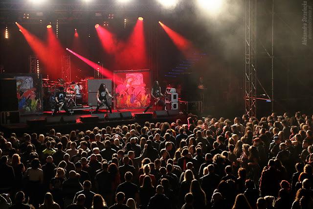 Rock Fest Wałbrzych 11.03.2017 - Relacja