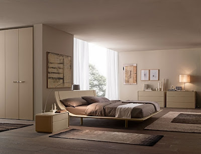 Stylish Bed Design With Minimalist Appearance