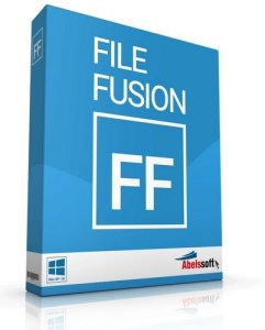 Abelssoft FileFusion 2018 v1.34 Build 88 Full Version