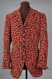 chaqueta de Jimi Hendrix