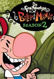 Billy y Mandy Temporada 2 720p Latino/Ingles