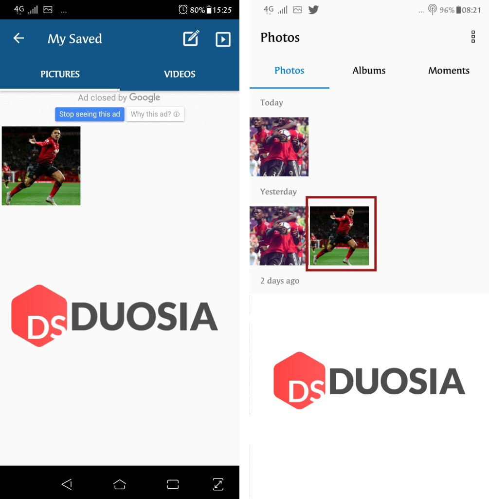 Cara Mengunduh Foto Instagram menggunakan Fast Save dengan simpel