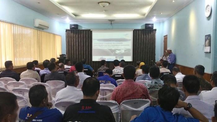Anton Murdianto PT. ASDP Indonesia Ferry Bakauheni Gelar Sosialisasi Standar Pelayanan Public