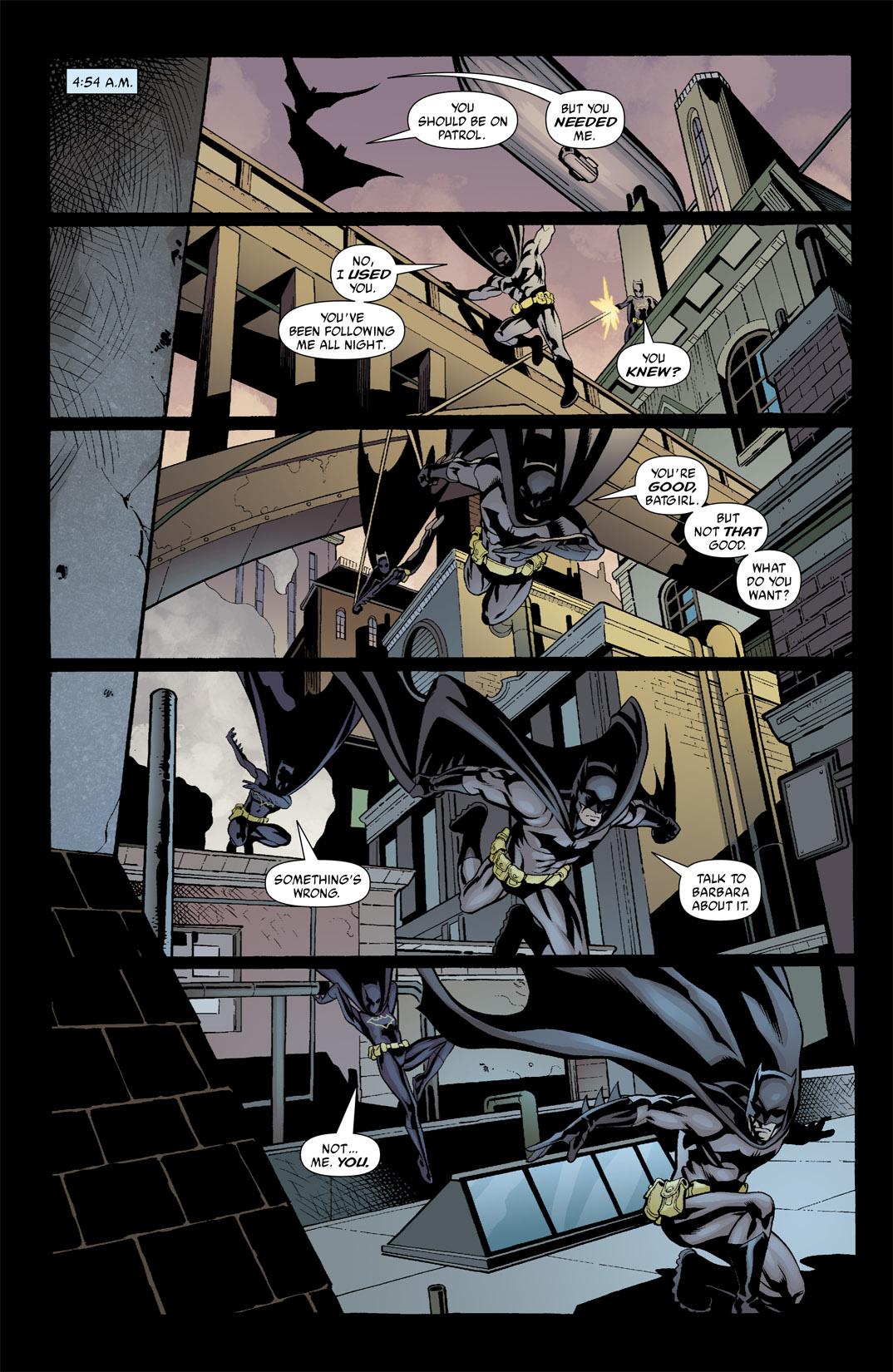 Detective Comics (1937) 790 Page 9
