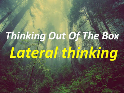 Thanking Out Of Box- Lateral Thinking Summary