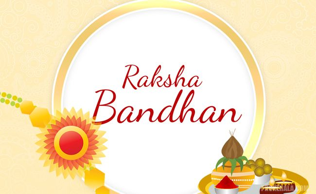 Advance Raksha Bandhan 2019