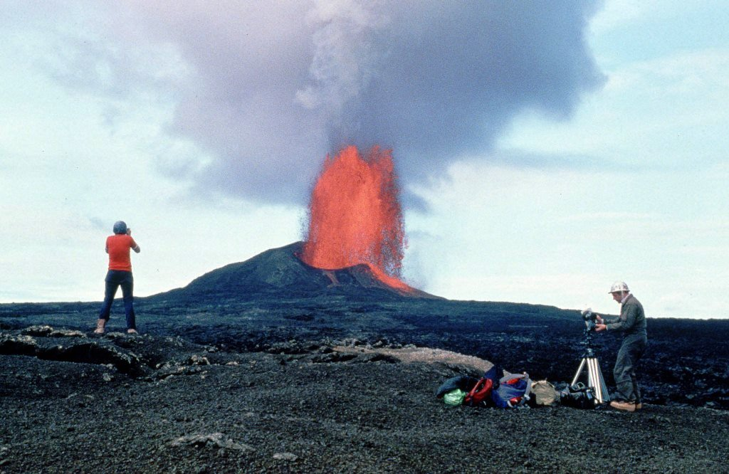 Scientists Discover How World's Biggest Volcanoes Formed