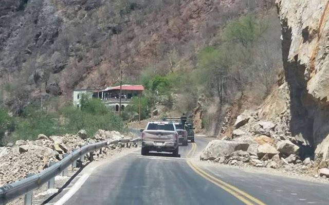Celulas del CDS de los Salgueiro y los Salazar se enfrentan en disputan control de municipios de Chihuahua