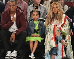 Blue Ivy said to watch her mum, Beyonce give birth to twins so she doesn't feel left out