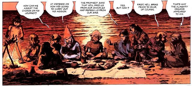 Sunday Comics Debt: The Chninkel Project