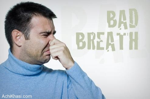 7 TIPS THAT WILL DESTROY BAD BREATH IN A FEW SECONDS