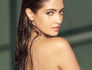 Riya Sen topless photos