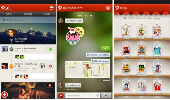 Free Download Path V5.4.1 Apk for Android