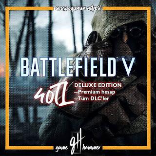 battlefield 5 satın al