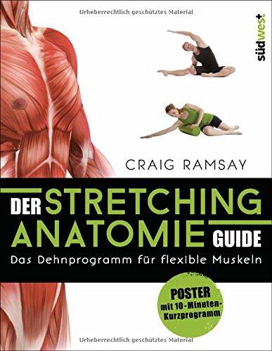 LeseBlick: [Rezension] Der Stretching-Anatomie-Guide