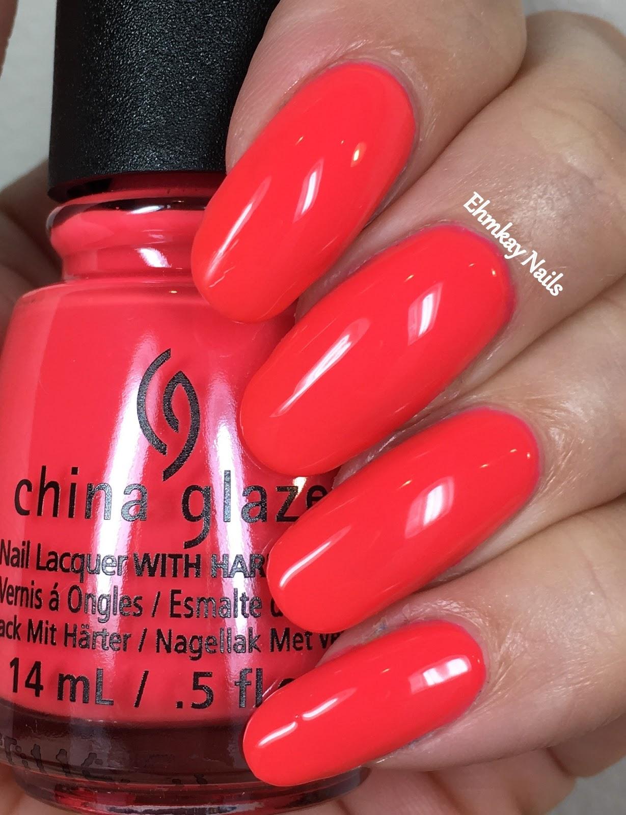 China Glaze Presenta Crakle Glaze