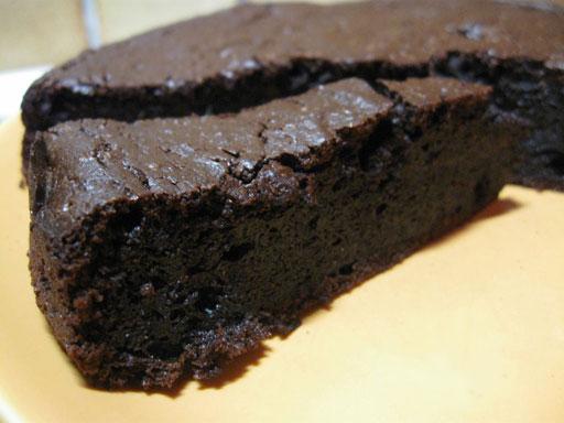 Fleischlos Geniessen Quinoa Schokoladenkuchen