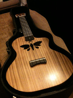 cursley butterfly ukulele