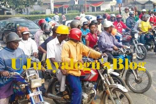 Lagos Bans Okada, Keke Napep from 520 Roads, Areas Across the State...See Full List