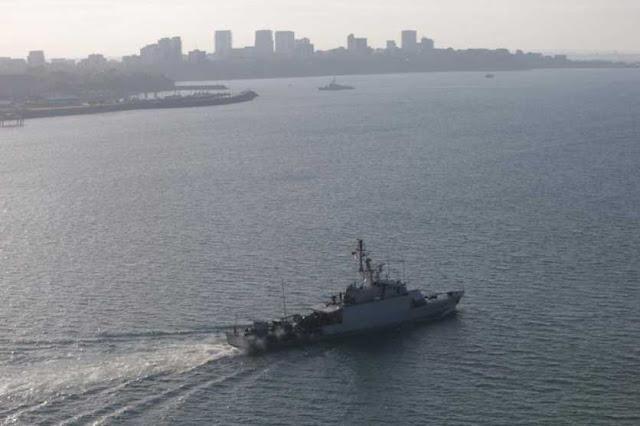 Indonesia dan Australia mengakhiri patroli maritim 2017