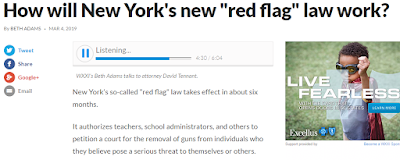 How will New York State s  Red Flag  law actually work?