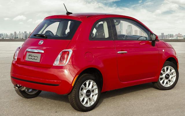 Fiat 500 2017 - Preço e Consumo