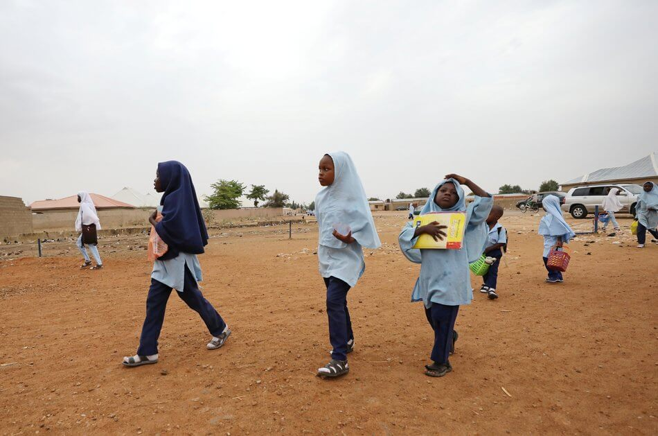 55 Stunning Photographs Of Girls Going To School In Different Countries - Nigeria