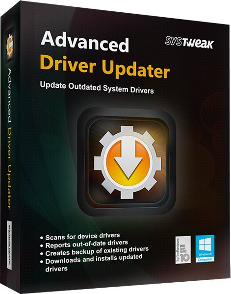 Advanced Driver Updater Crack, License key is here