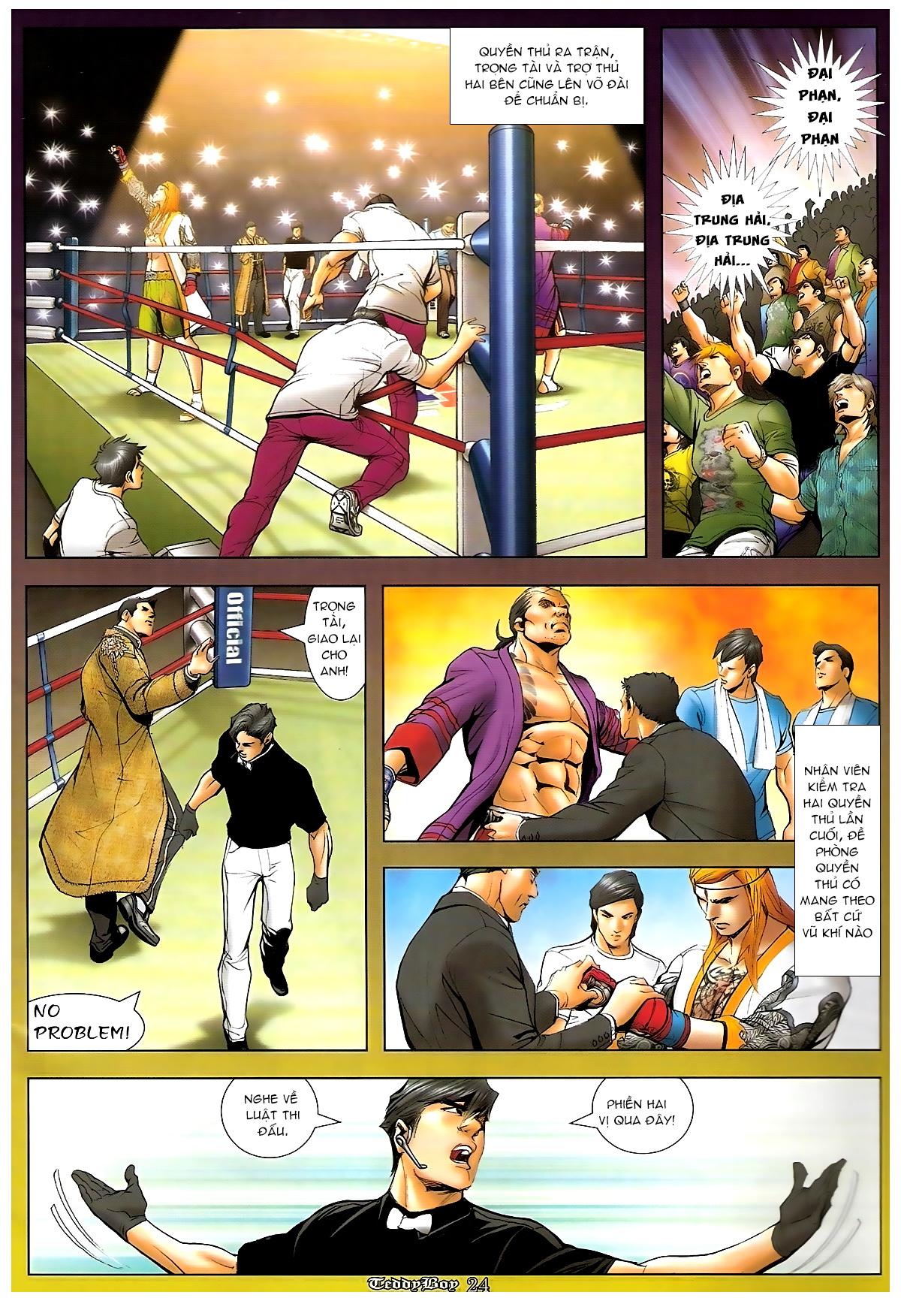 Người Trong Giang Hồ - Chapter 1249: Tối Cường vs Tối Cường - Pic 21