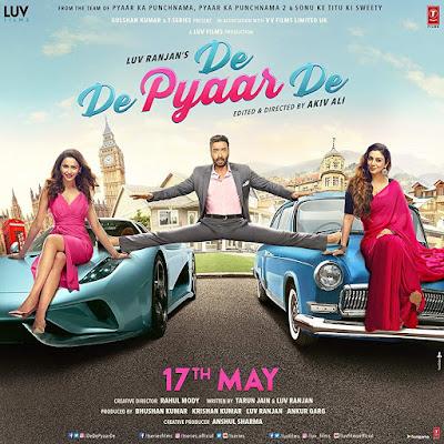 De De Pyaar De 2019 Official Trailer 720p HD Download