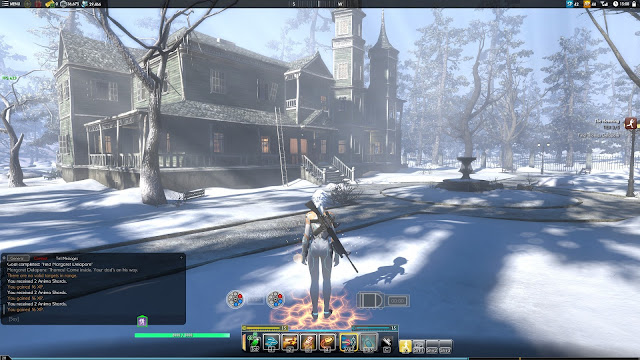Secret World Legends | Winter House