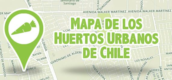 Germina La Florida Mapa De Los Huertos Urbanos En Chile
