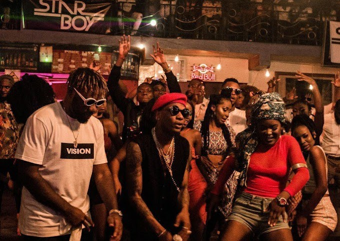 Reason Wizkid's New Video Manya Was Removed From YouTube