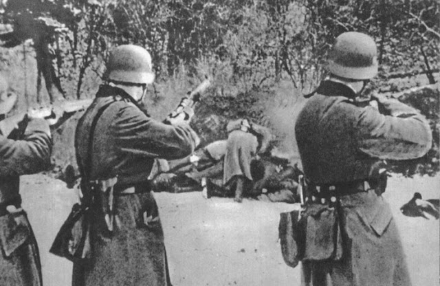 18 December 1939 worldwartwo.filminspector.com German executions Bochnia