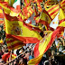 Catalonia independence: Tens of thousands of pro-unity supporters take to streets of Barcelona