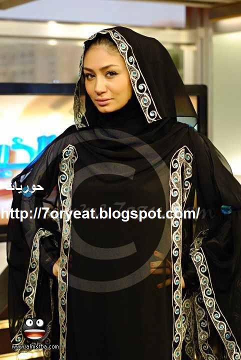 c5924a48e0706 رسائل حب  عبايات 2013 موضة العبايات العربية السوداء 2013 مجموعة ...