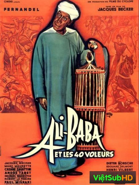 AliBaba Và 40 Tên Cướp