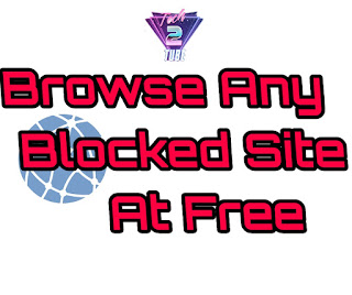 How to Unblock Blocked Website and Use them at free of cost.