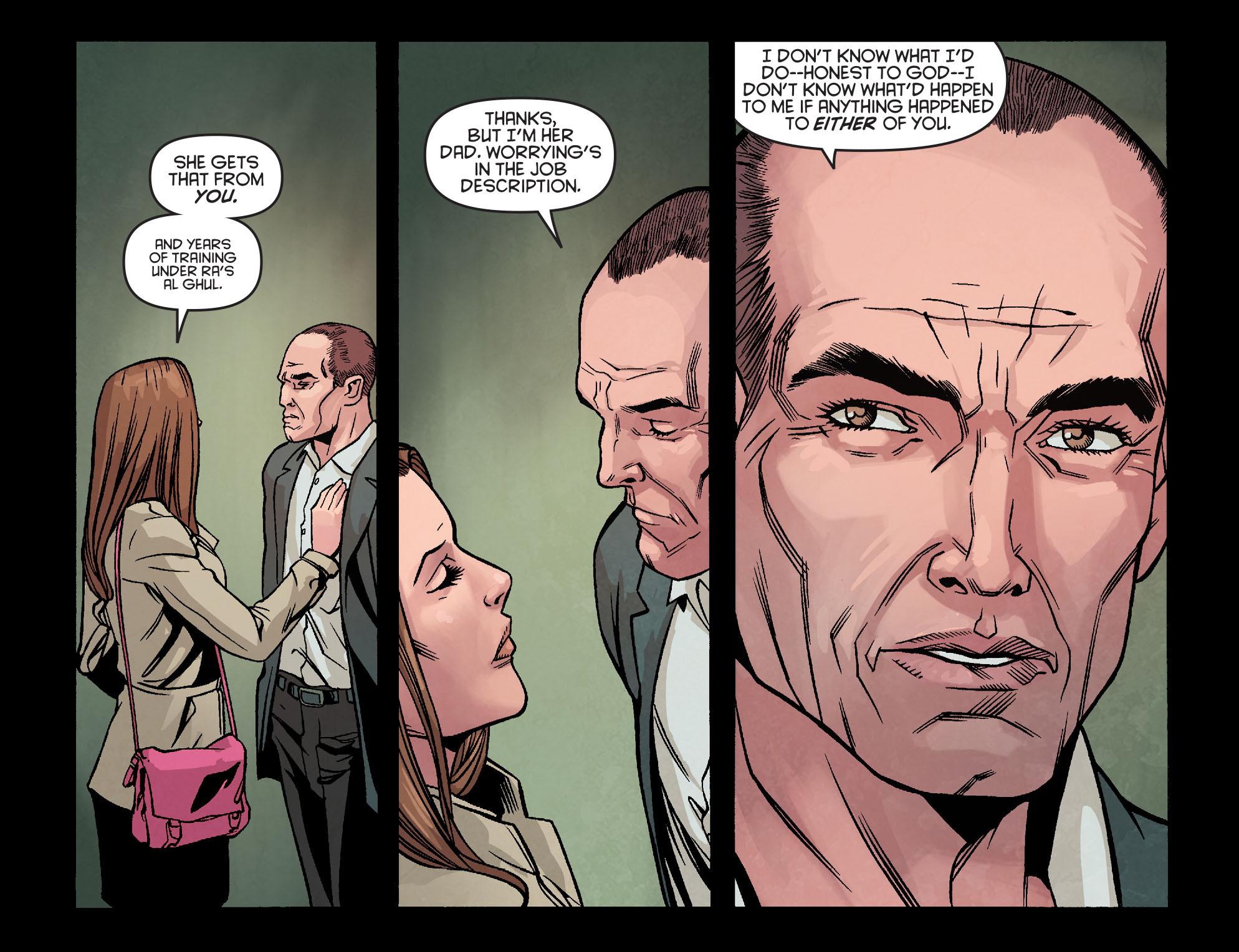 Read online Arrow: Season 2.5 [I] comic -  Issue #24 - 6