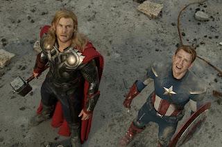 The Avengers box office