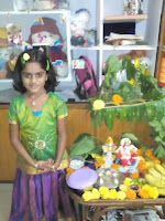 Ganesh chavithi day; 2015