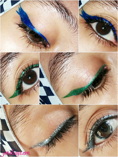 inez 900 intense color liquid eyeliner review
