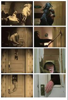 Escenas La Carreta fantasma - El resplandor