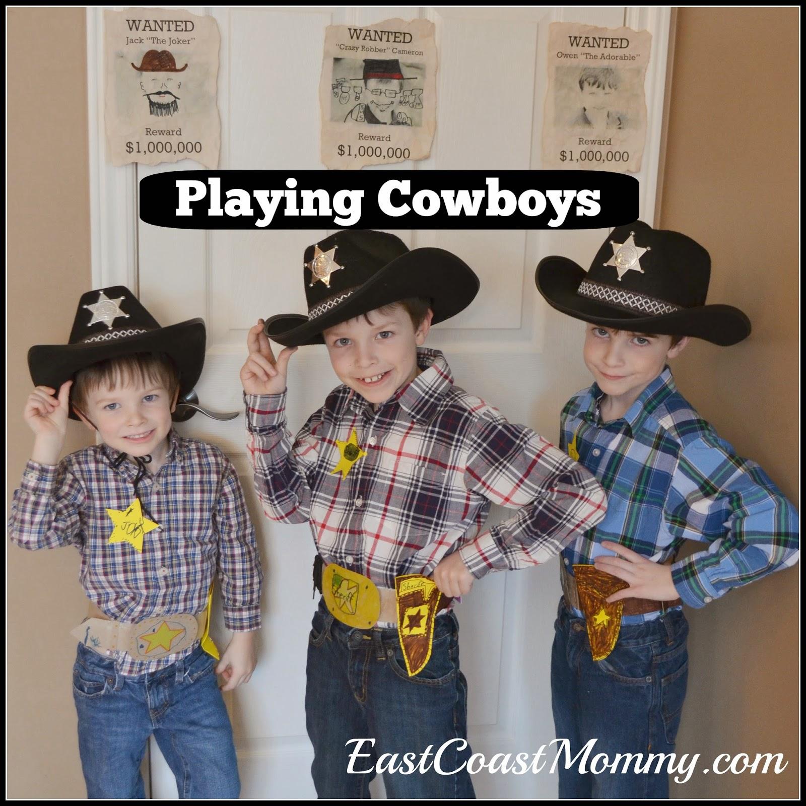 East Coast Mommy Cowboy Fun