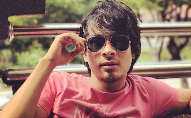 Biodata Gambit Saifullah Pelakon Drama Shh... I Love You