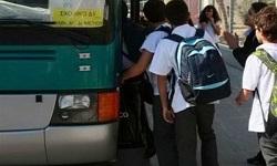 Λιποθύμησε οδηγός σχολικού, πάτησε το φρένο ο μαθητής
