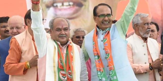मैंने कभी वोट के लिए झूठ नहीं बोलाः नरेंद्र सिंह तोमर | MORENA MP NEWS