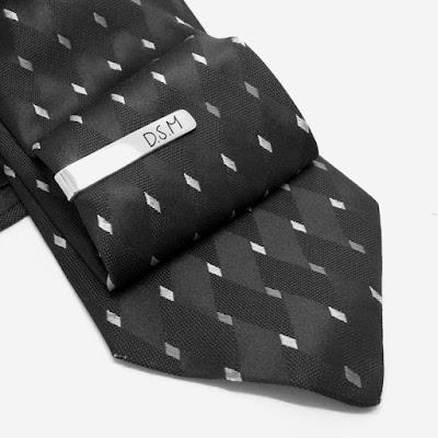 Pasador de corbata personalizado osmit joyas