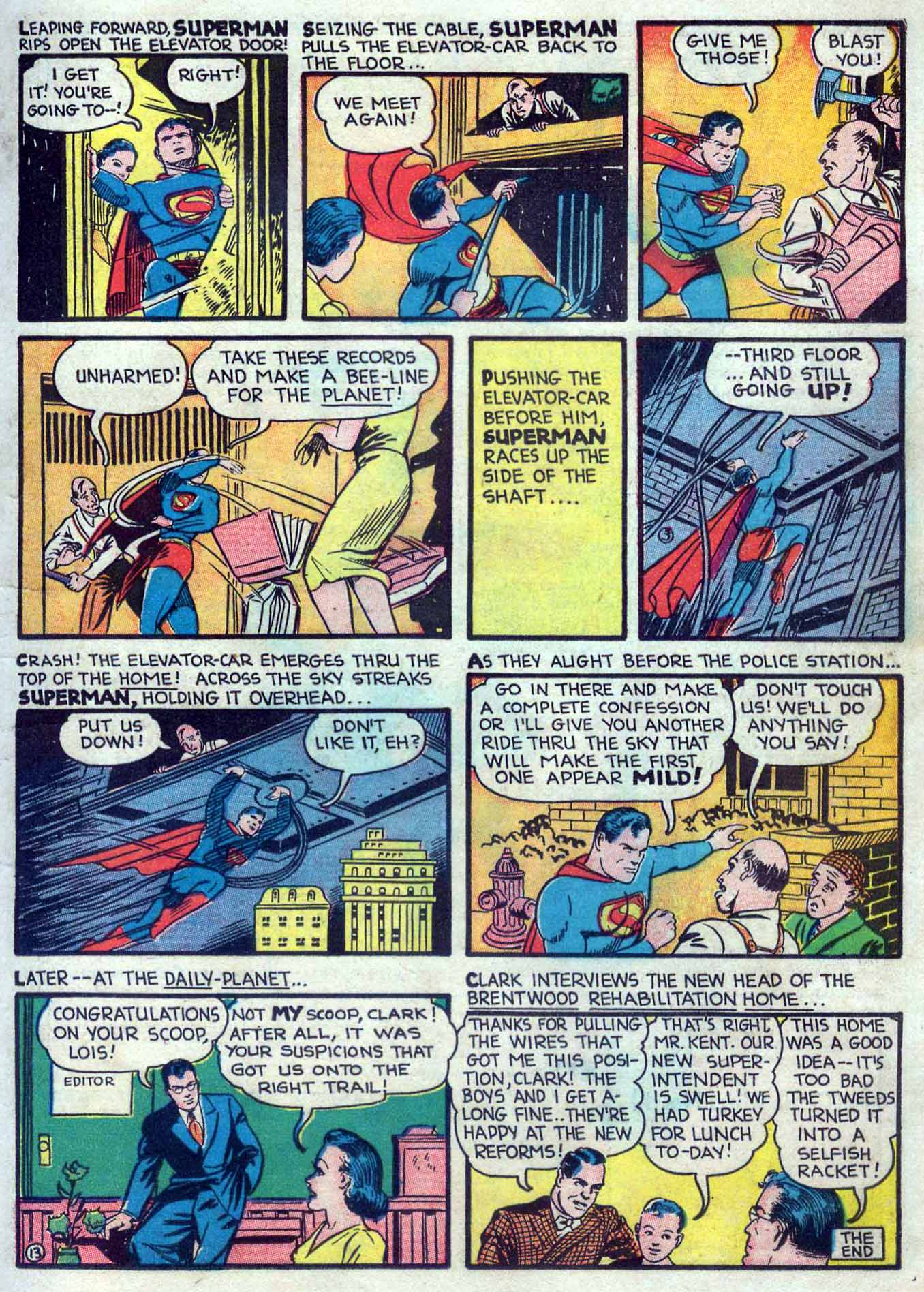 Read online Action Comics (1938) comic -  Issue #27 - 19