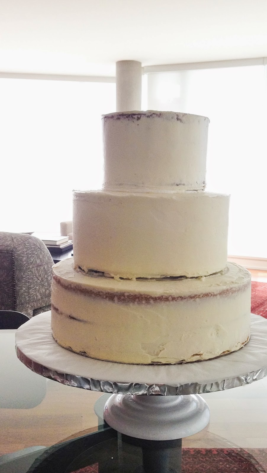 Dowels Or Bubble Tea Straws Are Placed In The Cake To Support Layer Above It This Is Crucial For Travel Stacked A 3 8 Centre Dowel Must